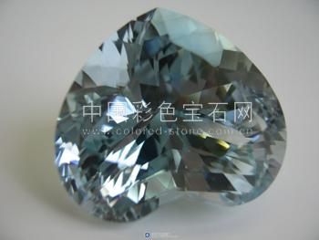 托帕石(Topaz),天然,中国彩色宝石网
