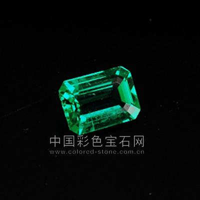 祖母绿,Emerald,天然,哥伦比亚,中国彩色宝石网