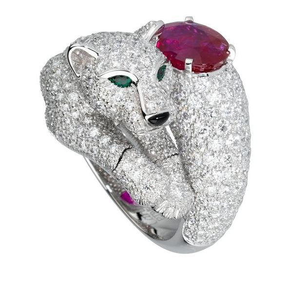 Tiffany红宝石项链-让人梦寐以求的红宝石 最美的生命之火